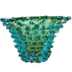 Emerald Rostro Vase