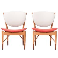 Pair of Finn Juhl Chairs