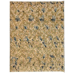 "Orley Shabahang Signature ""Aspen"" Carpet in Handspun Wool and Vegetable Dyes"