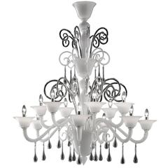 Sophisticated 'Geneve' Chandelier with an Elegant Design