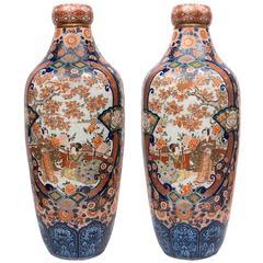 Pair of Very Nice China Vases