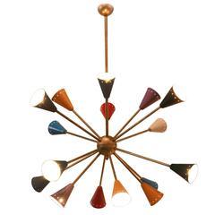 Lamp Sputnik Model, Italy, 1950