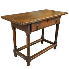 Charming Early 19th Century, French Side Table, Console