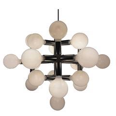 Ceiling Lamp Robert Haussmann, Switzerland, 1970