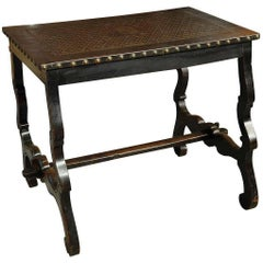 Intriguing Early 19th Century Spanish Side Table