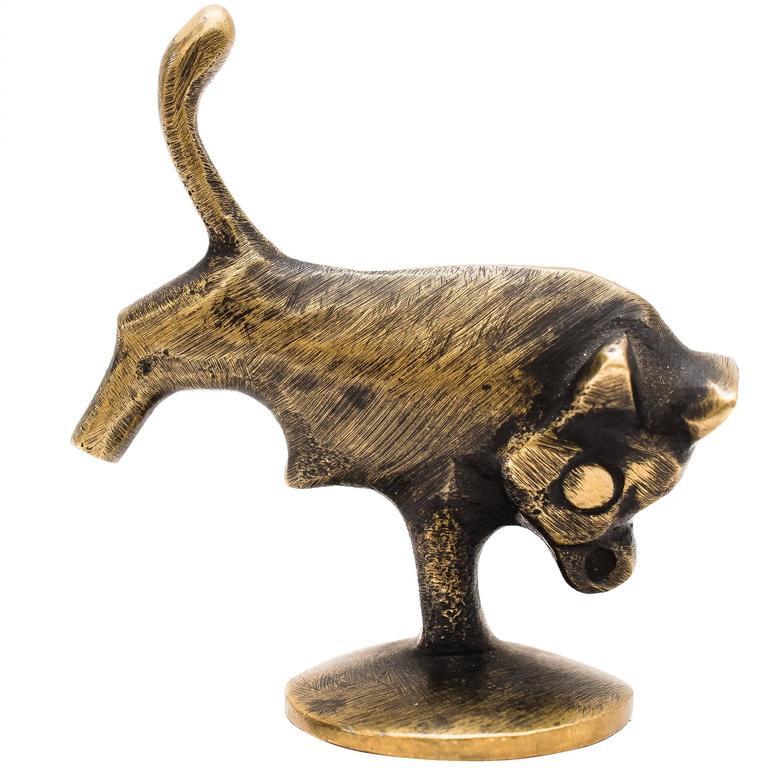 Bull Figurine by Walter Bosse