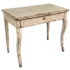Spanish 19th Century Small Desk or Side Table