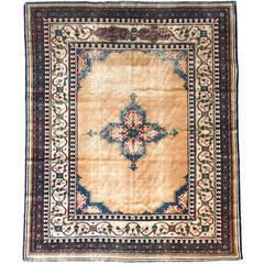 Antique Persian Khorasan Rug, circa 1880s