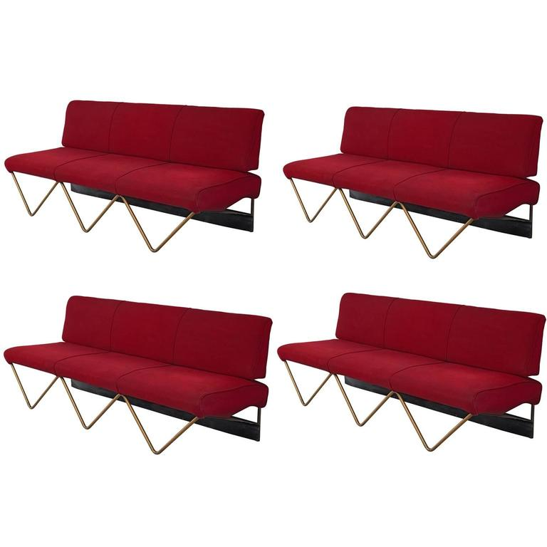 Post-Modern Italian Sofa And Daybed For Sale At 1stdibs