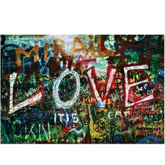 """Love"" Wall Photograph by Nicola Majocchi, 2006"
