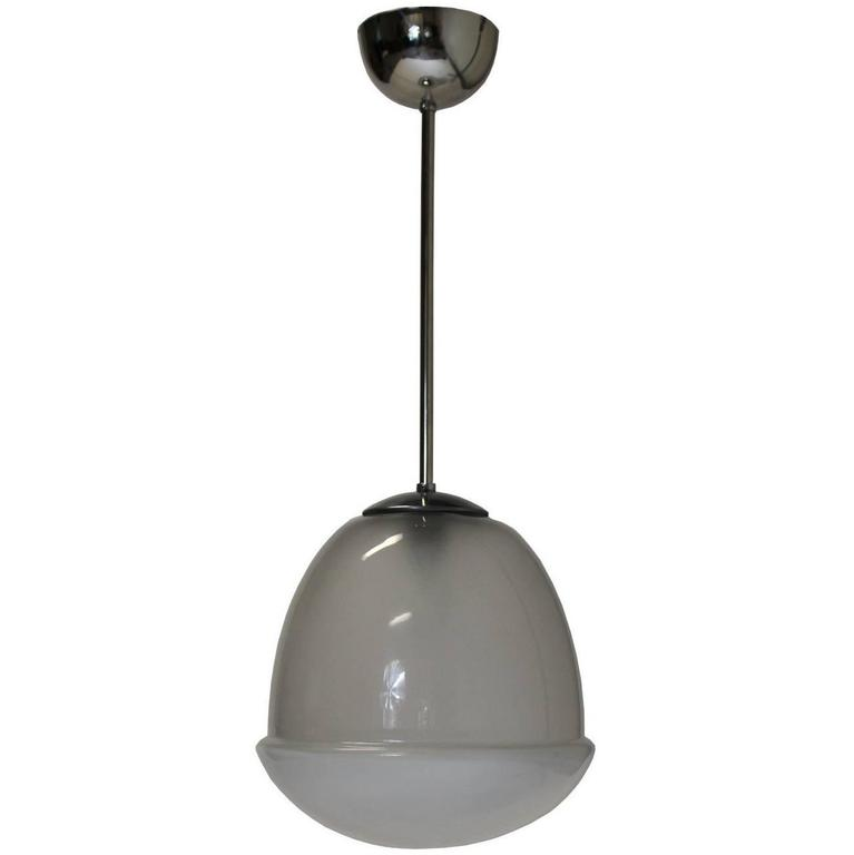 1930s Bauhaus Pendant Light