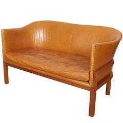 Mogens Koch Model 52 Sofa Love Seat
