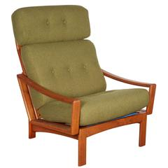 Danish Teak Club Chair