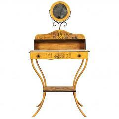 Antique French Gentlemen's Washstand