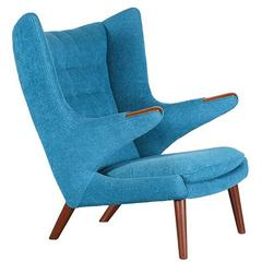 "Hans J. Wegner ""Papa Bear"" Chair by A.P. Stolen"