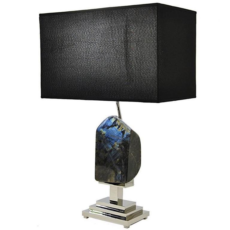 Labradorite Lamp
