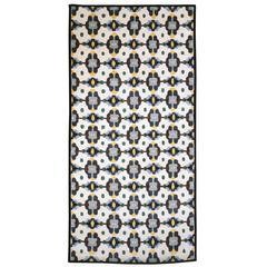 Elegant 'GJS3' Carpet by George J. Sowden