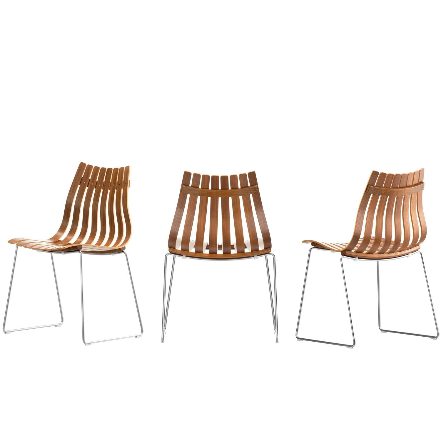 Fjord Fiesta Scandia Junior Dining or Side Chair For Sale at 1stdibs
