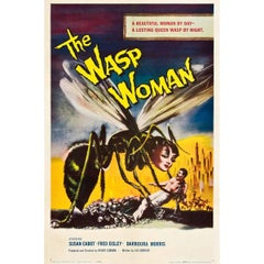 """""""The Wasp Woman"""" Film Poster, 1959"""
