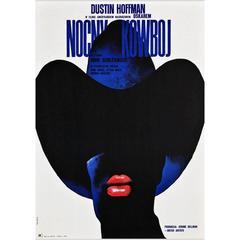 """Midnight Cowboy"" Film Poster, 1969"