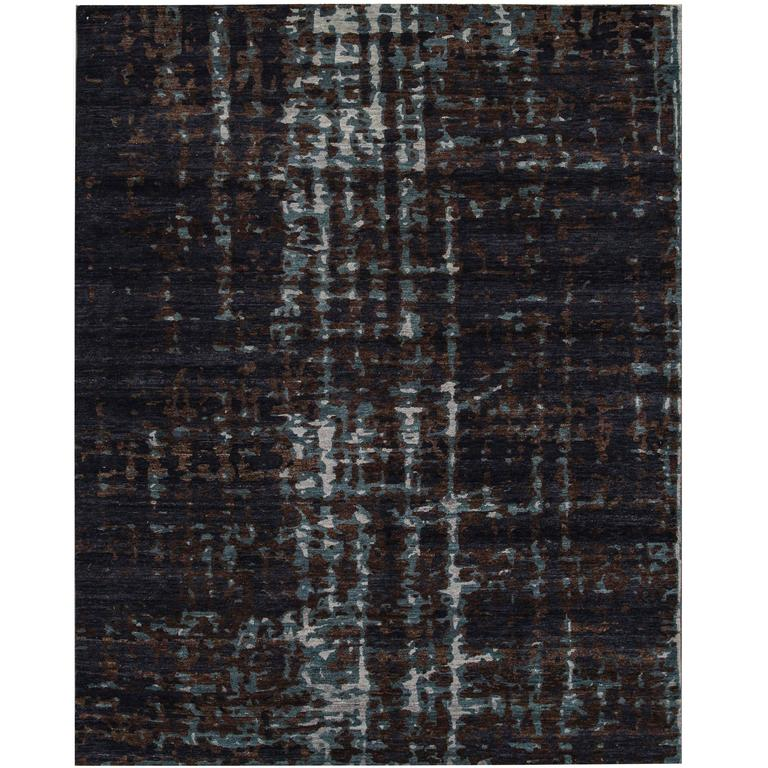 Great Looking Contemporary Rose Wood Rug For Sale At 1stdibs