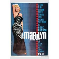"""Marilyn"" Film Poster, 1963"