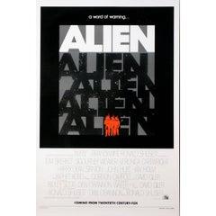 """""""Alien"""" Film Poster, 1979"""
