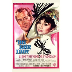 """My Fair Lady"" Film Poster, 1964"