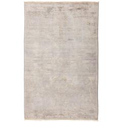 Overdyed, Area Rug, Gray
