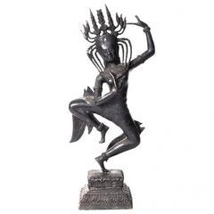 South Asian Deity Figure