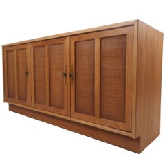 Amazing Mid-Century Modern Small Credenza by American of Martinsville
