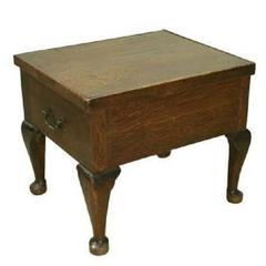 Antique Oak Commode