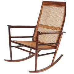 Joaquim Tenreiro Rocking Chair