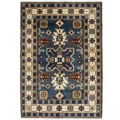 Ardabil, Area Rug, Blue