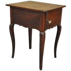 French 18th Century Louis XV Style Side Table