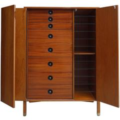 Mid-Century Harvey Probber Gentleman's Chest