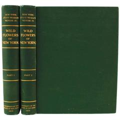 """Wild Flowers of New York Vol. I and II"", Books, First Editions"