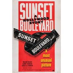 Sunset Blvd., 1950