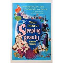 """Sleeping Beauty"" Film Poster, 1959"