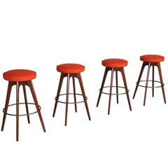 Chet Beardsley Bar Stools for Living Design
