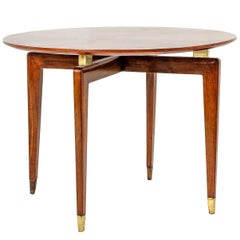 Gio Ponti Dining Side Table - Italy - 1950s