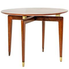 Gio Ponti Dining Side Table, Italy, 1950s
