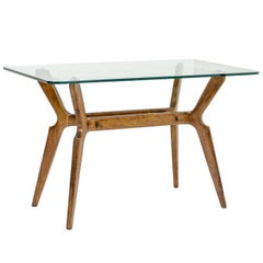 Cassina Side Table, Italy, 1950s