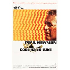 """""""Cool Hand Luke"""" Film Poster, 1967"""