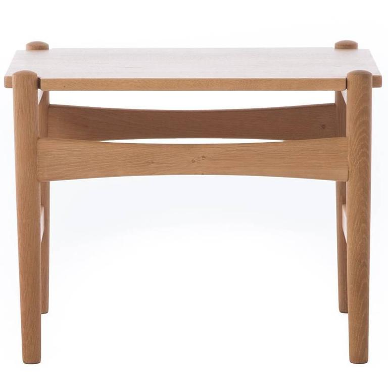 Danish Modern Side Table For Sale At 1stdibs