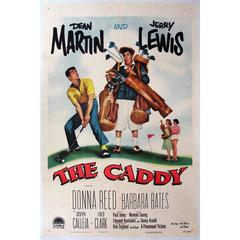 """""""The Caddy"""" Film Poster, 1953"""