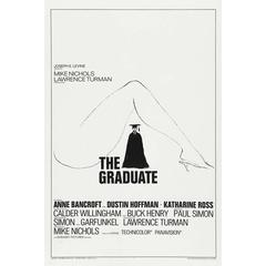 The Graduate, Poster, 1967