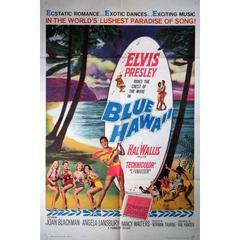 """Blue Hawaii"", Poster, 1961"