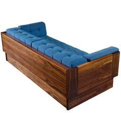 Norwegian Sofa in Rosewood