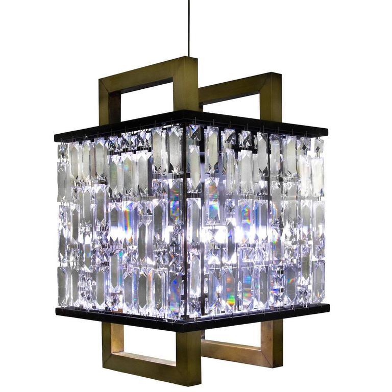 Bushwick Lantern Chandlier Pendant